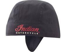 INDIAN MOTORCYCLE SCRIPT LOGO HELMET HEAD SKULL WRAP
