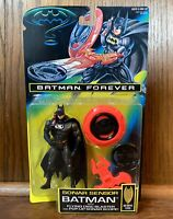 Sonar Sensor Batman Vintage Batman Forever Movie Action Figure New 1995 Kenner