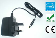 ZOOM AD-0006 AD-16 NOISE FREE REPLACEMENT POWER SUPPLY ADAPTER 9V 500mA