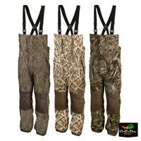 DRAKE WATERFOWL SYSTEMS GUARDIAN FLEX INSULATED CAMO BIBS