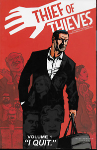 Thief of Thieves Volumes 1-3 by Robert Kirkman & more 1st Printings Image TPBs