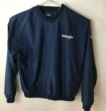 Wrangler Tractor Supply Co. Navy Blue Windbreaker