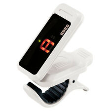 Korg Pc-1 Clip-On Chromatic Tuner Pc1 Pitchclip - White