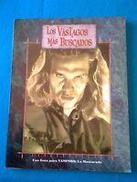 Rol - Vampiro La Mascarada - Los vástagos más buscados - La Factoria RL778