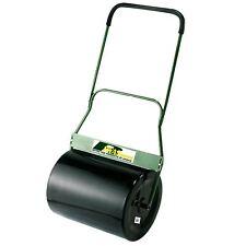 "PROPER STANDARD SIZE 69L Steel Garden Lawn Roller Quality Roll Comfort Grip 20"""