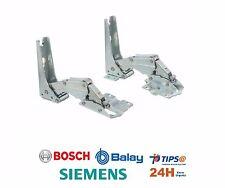 Cjto bisagras planas frigorifico Balay Neff Bosch Siemens 00492680 492680