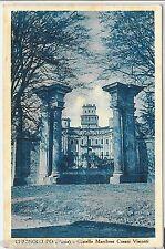 64418  - CARTOLINA d'Epoca - PAVIA provincia :  CHIGNOLO PO 1935