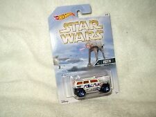 Action Figure Star Wars Hot Wheels Vehicle Car Hoth Rockster 4 of 8