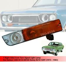 1 Right Front Turn Signal Light For Datsun 1200 B110 KB100 Sunny B210 120Y