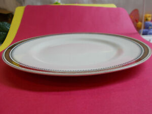 """LOVELY J AND G MEAKIN """" DEE """" DINNER PLATE 23 cm SOL 391413 GC REPLACEMENT # 750"""