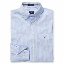 Long Sleeve Cotton Regular GANT Casual Shirts & Tops for Men