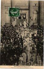 CPA  Béatification de Jeanne d'Arc - Fétes du 2 Mai 1909 á la Cathédrale(220251)