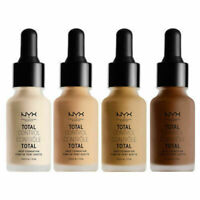 NYX Professional Makeup Total Control Drop Foundation, Choose Your Shade, NEW