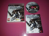 Warhammer 40.000 : Space Marine  - PS3 - playstation 3 PAL complet FR