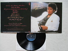 "LP 33T MICHAEL JACKSON ""Thriller"" EPIC 85930 HOLLAND §"