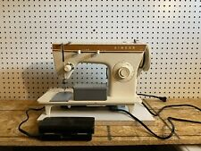 SINGER SEWING MACHINE MODEL 247 PARTS ONLY NEEDS INTERNAL WORK SEE DESCRIPTION