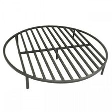 """28"""" Heavy Duty Fire Pit Grate for Outdoor Cooking"""