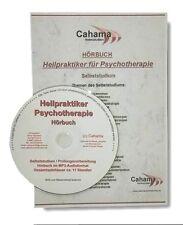 HÖRBUCH - Heilpraktiker für Psychotherapie - Selbststudium - im MP3-Format