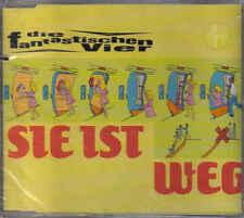 Die Fantastichen Vier- Sie Ist weg cd maxi single Sealed