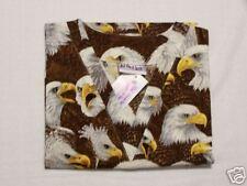 Eagles Scrub Top - S 100% Cotton Multi-Color Unisex MAS