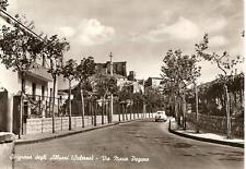 SICIGNANO degli ALBURNI ( Salerno )  -  Via Mario Pagano
