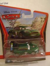 DISNEY PIXAR CARS 2 NIGEL GEARSLEY #20 *Nu*