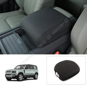 For Land Rover Defender 110 2020 Interior black Armrest box protective cover
