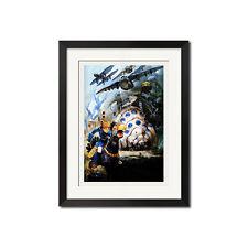 Nausicaa of the Valley of the Wind x Takani Yoshiyuki Wonder Art Poster Print
