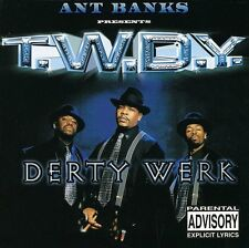 T.W.D.Y. - Derty Werk [New CD] Explicit