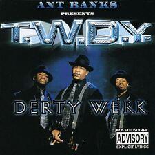 T.W.D.Y. - Derty Werk [New CD] Explicit