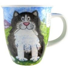 Dunoon Tasse Katze World of the Cat Glencoe Jumbobecher 0,5 L