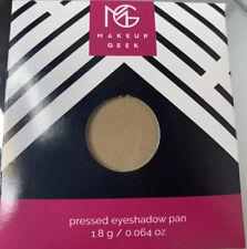 """NIP Makeup Geek Pressed Powder Single Eye Shadow """"Preppy"""""""