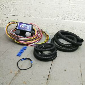 1953 - 1970 Volkswagen Ultra Pro Wire Harness System 12 Fuse long update coded