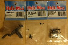 Heli-Max Main Frame, Battery Mount, Complete Screw Set Axe CX Micro New