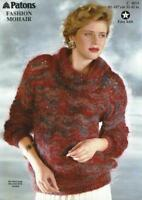 KCP-3530 King Cole Ladies Cardigan Cottonsoft Knitting Pattern 3530 DK