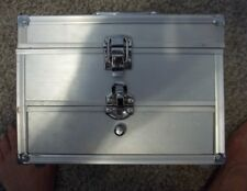 "Beauty Makeup Case Organizer W/ Slide Out Drawer 7 1/2"" X 8"" X 6"""