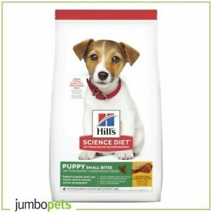 Hills Science Diet Puppy Small Bites Dry Dog Food 2kg