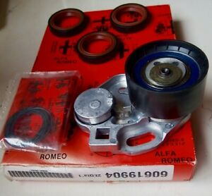 Alfa Romeo  Timing Belt Tensioner - belt - seals KIT 164 Milano 75 gtv-6
