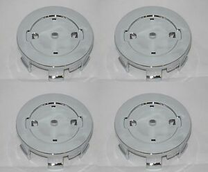 (4) FITS NISSAN FRONTIER PATHFINDER XTERRA CHROME WHEEL RIM CENTER CAP 99-0502