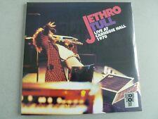 Jethro Tull - live At Carnegie Hall 1970 Vinyl US 2lp