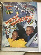 Mc Donalds Fun Times Magazine 1998