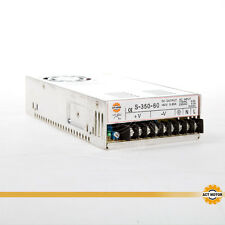 CNC Router Single Output Power Supply 350W 60V S-350-60 Milling Cut