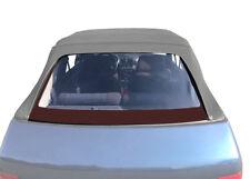 Peugeot 205 Cabrio PVC Heckscheibe Verdeckscheibe Cabrioscheibe Cabrio ,rot