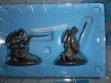 CGE 027 SERVIDOR VB + TIRADOR FUSIL 1914-18 ATLAS LEAD SOLDIERS 1:32
