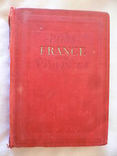 Paris France and the Provinces.Dore Ogrizek.Roger Roumagnac. Illustrated.1944
