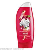 (17,80€/L) 250ml Duschdas Ich fühle mich BEREIT Duschgel Apfel & Grenadineduft