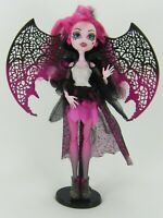Monster High DRACULAURA Ghouls Rule Doll by Mattel w/ Wings - Free Shipping