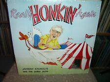 JOHNNY STANULIS & THE POLKA JACKS, Polka Music, WRS # 212-1
