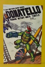 Teenage Mutant Ninja Turtles, Donatello #1  High Grade NM  Micro-Series  Mirage