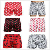 Men Swimming Board Shorts Swim Shorts Trunks Swimwear Beach Summer Trouser M~XXL